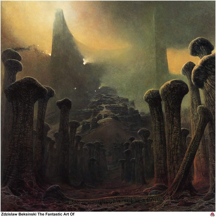 arte Zdzislaw Beksinski (3)