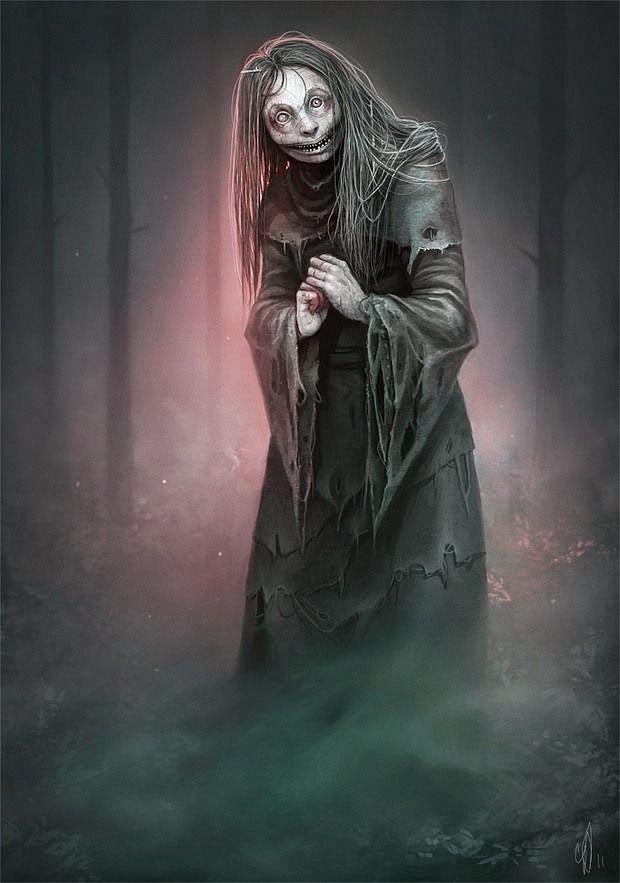 fantasma alma en pena