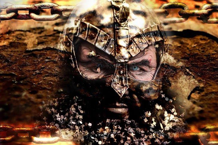 hombre mascara de hierro articulo