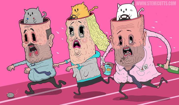 ilustraciones criticas sociedad (1)