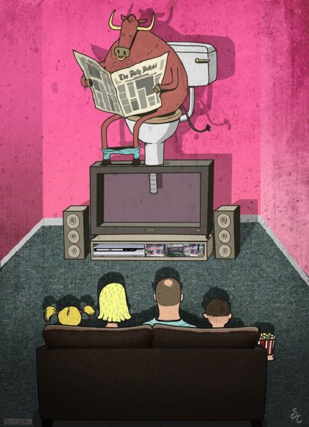 ilustraciones criticas sociedad (16)