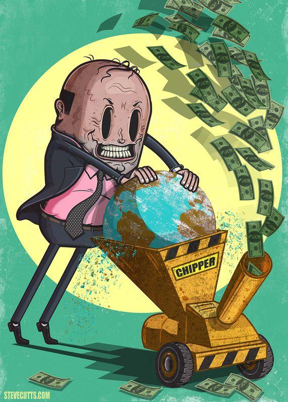 ilustraciones criticas sociedad (19)