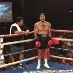 Jorge Kahwagi vuelve al boxeo y sigue invicto