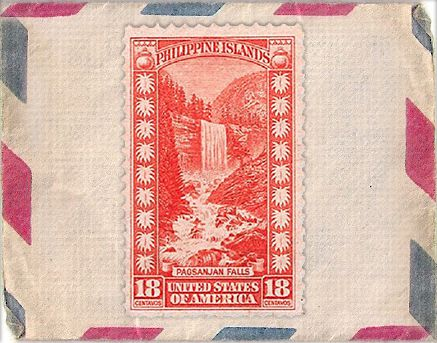 El sello de los Estados Unidos debería mostrar a las Filipinas.