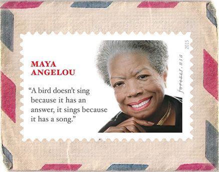 La escritora y activista de los derechos humanos murió en 2014.