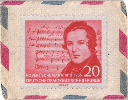 Schumann y Schubert fueron confundidos.