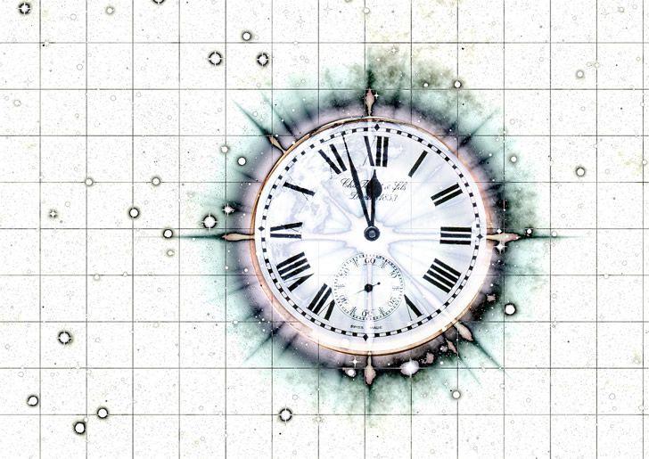 tiempo plano