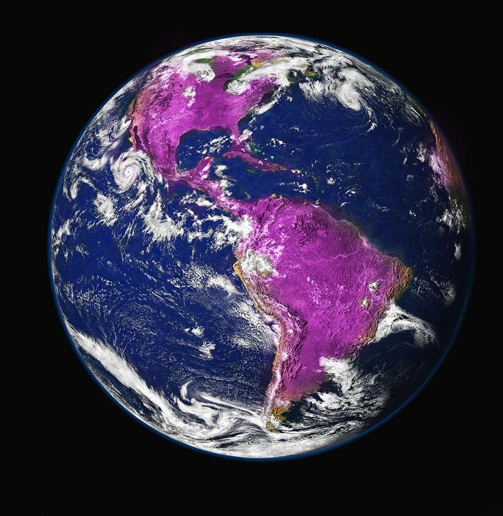 tierra purpura