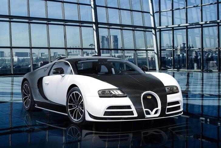 Bugatti Veyron Mansory Vivere