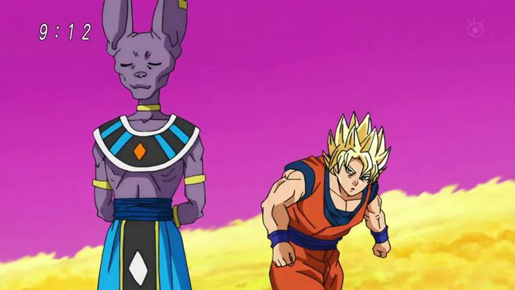 Dragon Ball Super anime (2)