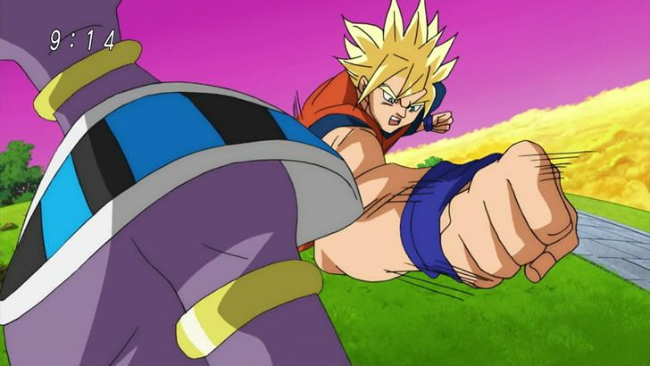 Dragon Ball Super anime (4)