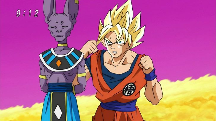 Dragon Ball Super anime (5)