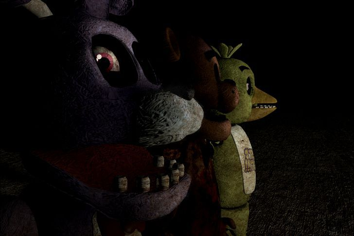 Five Nights at Freddy's (2)