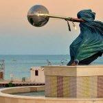 La Fuerza de la Naturaleza, esculturas que retratan el poder indomable de la naturaleza