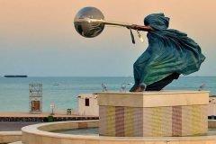 La Fuerza de la Naturaleza, esculturas que retratan el poder indomable de la nat...