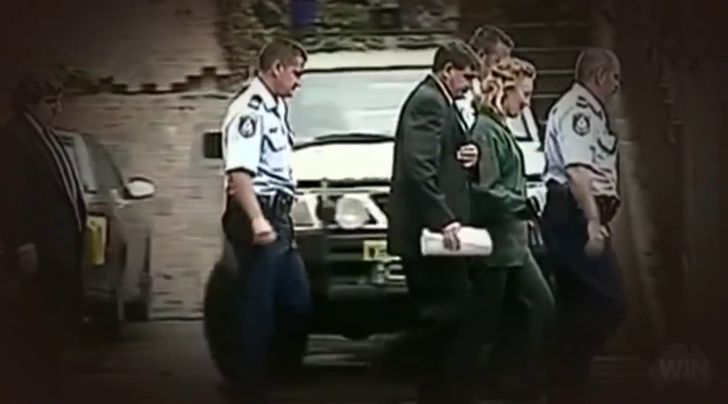 Katherine Knight convicta