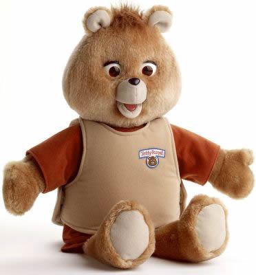 O-ursinho-Teddy-Ruxpin