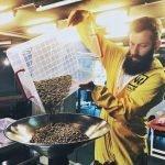 El café en Estambul inspirado en Breaking Bad