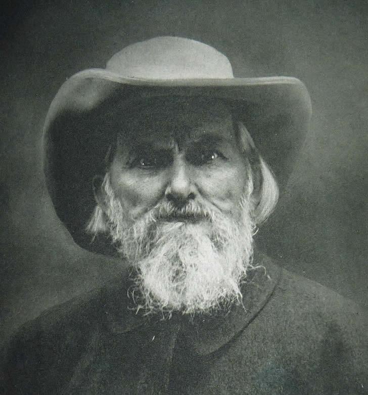Wilhelm Von Osten retrato