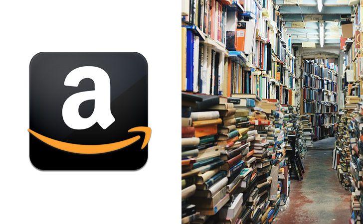 amazon vs librerias