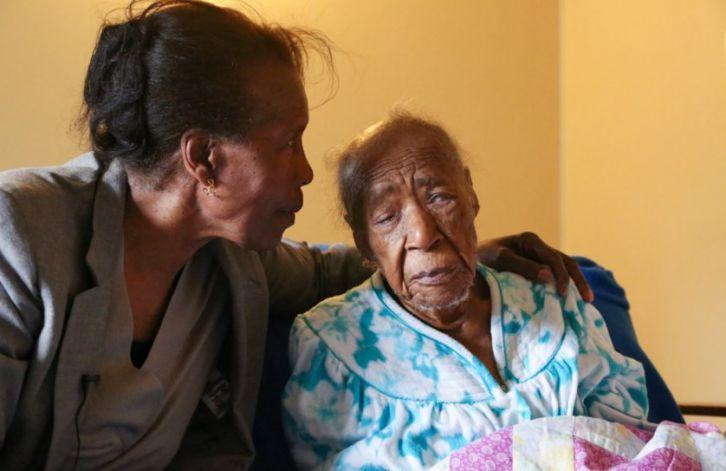 anciana longeva