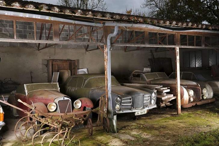 autos clásicos abandonados (1)