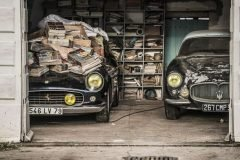 6 historias de autos abandonados que valen millones