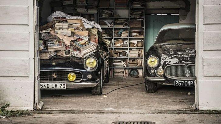 autos clásicos abandonados (7)