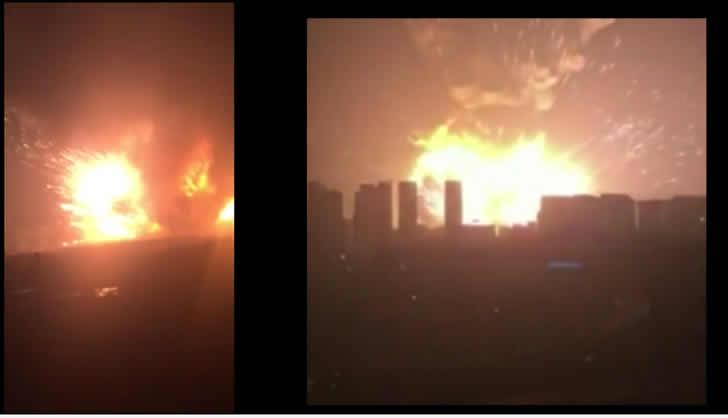 explosiones tianjin