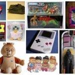 11 juguetes de la década del 80 y 90 que valen fortunas