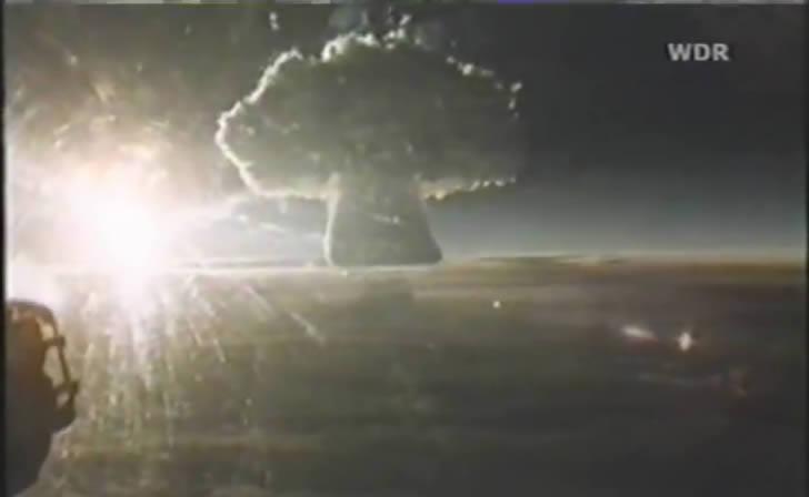nube hongo bomba tsar