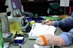 ¿Hace frío en la oficina? La fórmula que se ideó para hombres
