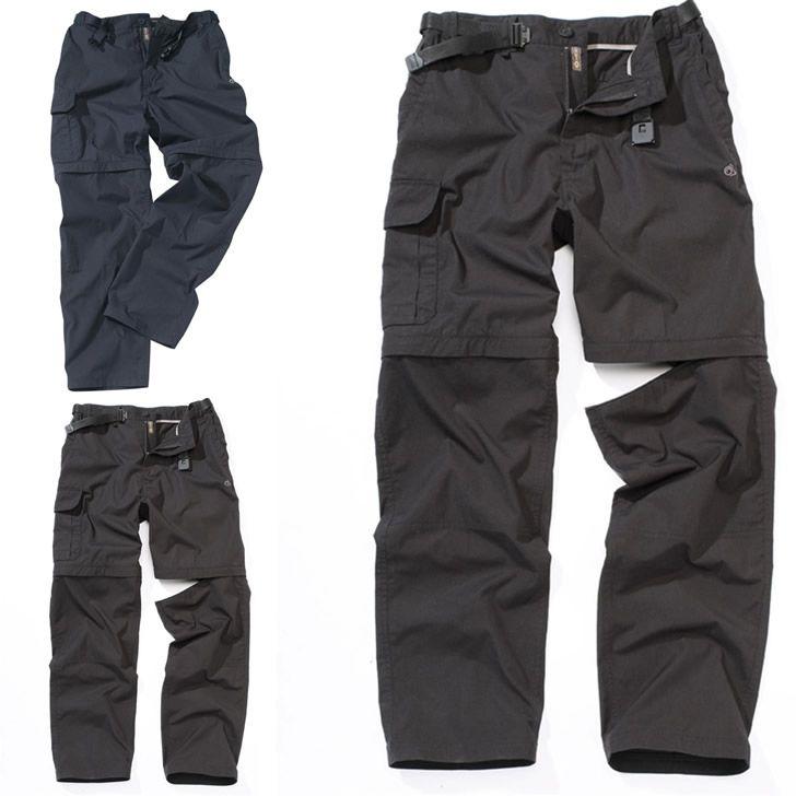 pantalones convertibles