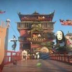 Miyazaki en tres dimensiones, un tributo