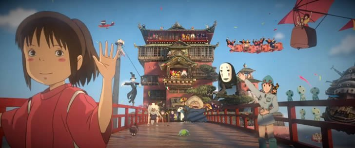 personajes Miyazaki