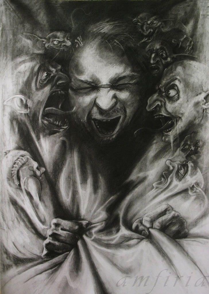 posesiones demonio