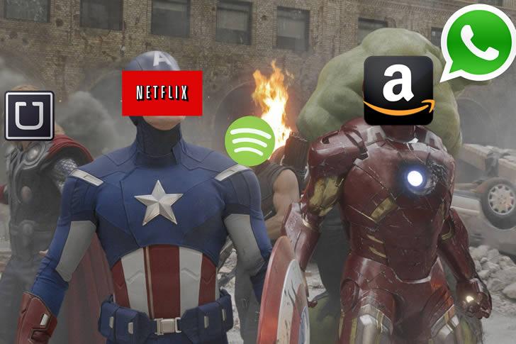 the avengers Internet