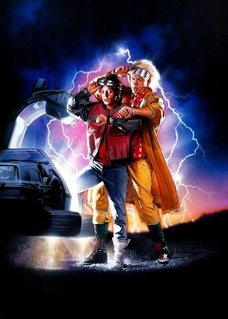 07 - Back to the Future Part II