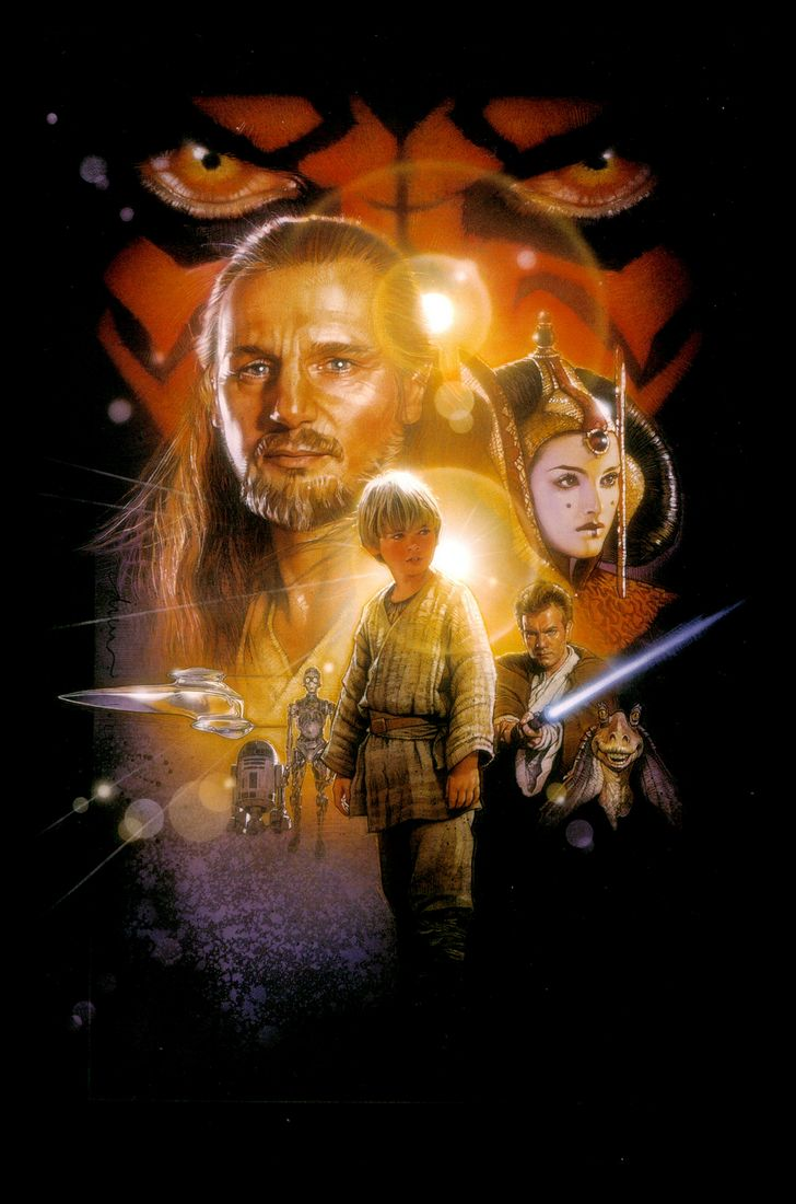 67 - Star Wars - Episode I The Phantom Menace