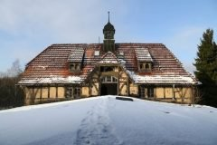 El hospital abandonado donde trataron a Hitler