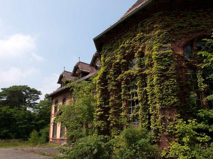 Beelitz Heilstatten hospital (13)