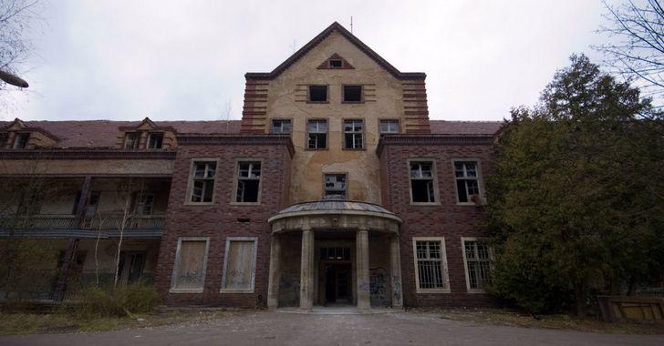Beelitz Heilstatten hospital (15)