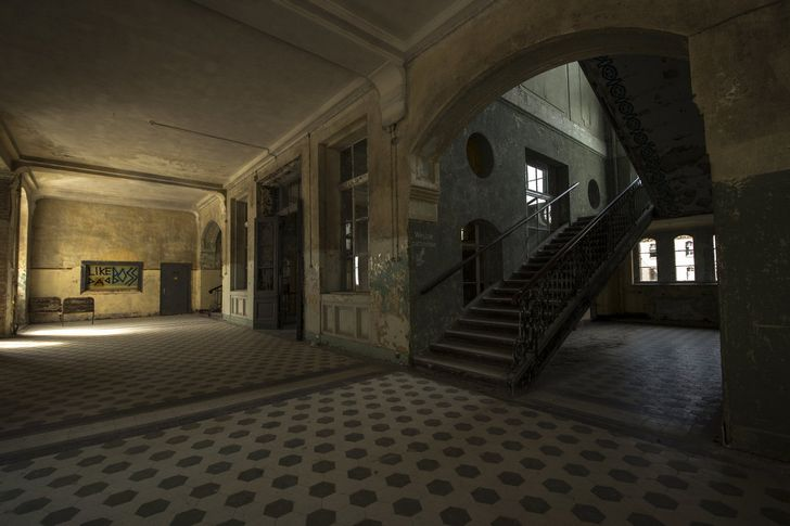 Beelitz Heilstatten hospital (16)