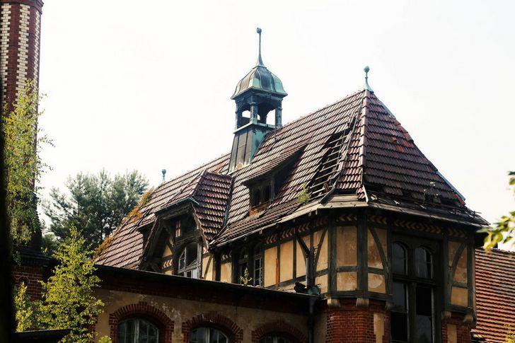 Beelitz Heilstatten hospital (2)