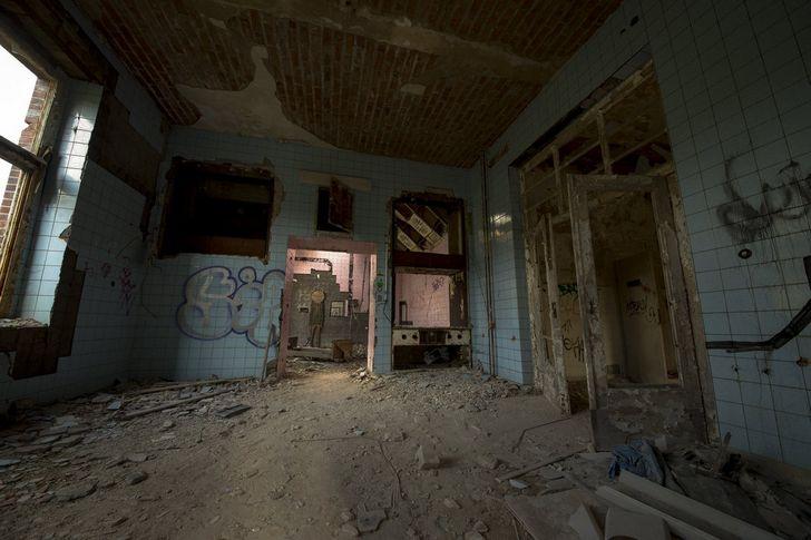 Beelitz Heilstatten hospital (4)