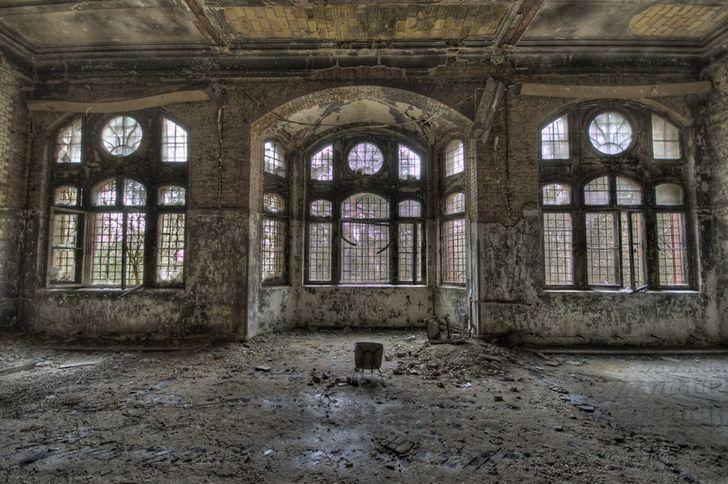 Beelitz Heilstatten hospital (7)