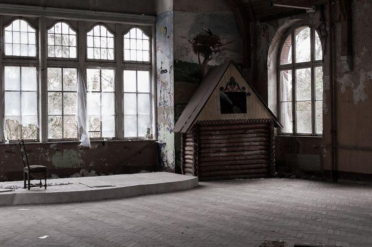 Beelitz Heilstatten hospital (8)