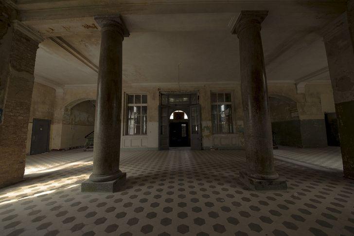 Beelitz Heilstatten hospital (9)