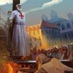 El fin de los Caballeros Templarios