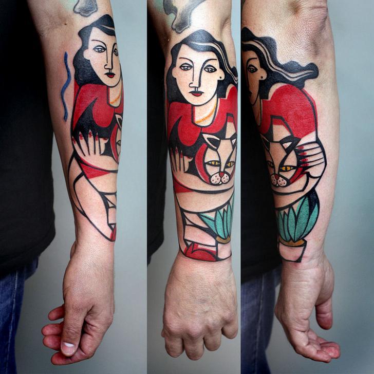 Peter Aurisch Tatuajes (3)